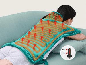 Comparatif coussin pour le dos chauffant pas cher