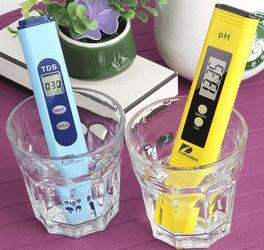 Comparatif testeur de qualité d'eau pas cher