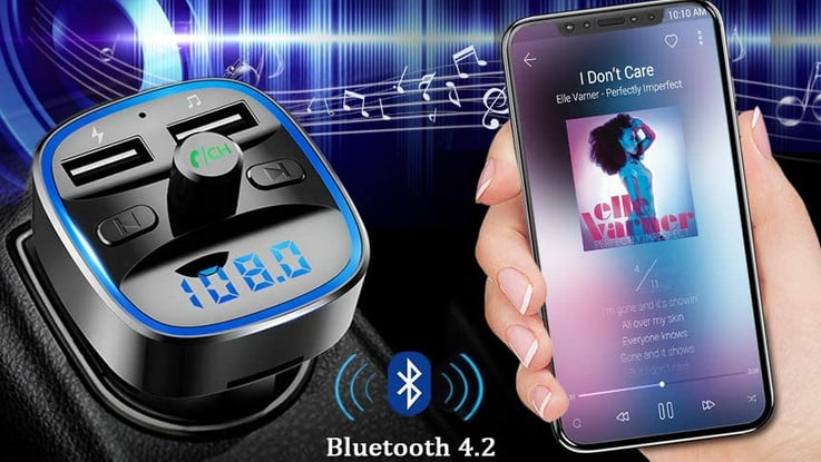 Top kit main libre bluetooth
