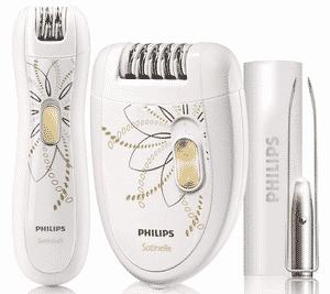 Test et avis sur l'épilateur électrique Philips HP6540 00