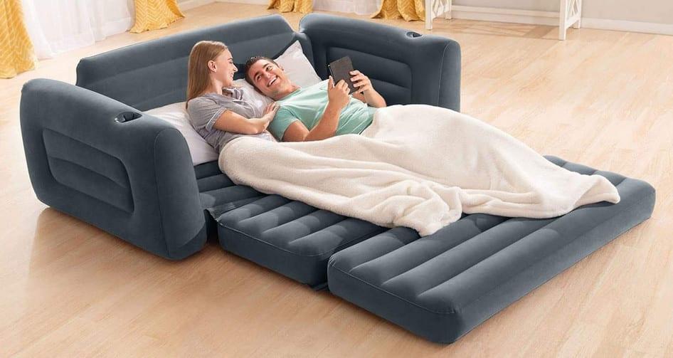 Canapé lit pas cher