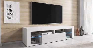 Comparatif meilleur meuble TV