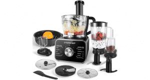 Avantages des robots de cuisine